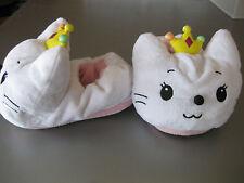 Hello Kitty Hausschuhe Schuhe ca.Gr.26-35 Angel Cat Sugar, Weiß, Warm, lustig