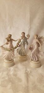 Wedgewood Limited Edition Figurine - The Dancing Hours Floral Collection