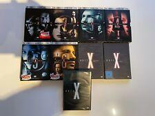 AKTE X - Komplette Staffeln 1 - 9 auf insgesamt 59 DVDs