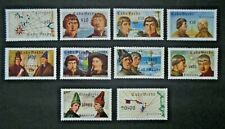 1952 FAMOUS MEN $05-10$ VF MNH PORTUGAL CABO VERDE B36.2 START 0.99$