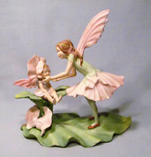 Rare Cicely Mary Barker Limited Ed. Flower Fairies Sweet Pea Porcelain Figurine