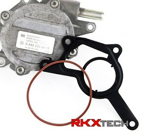 RKX 3.0L Vacuum pump seal rebuild kit OM642 Dodge Mercedes Freightliner Sprinter