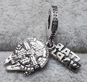Pandora 798579c01 4009207139 Disney Star Wars Millennium Falcon S925 ALE
