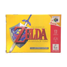 The Legend of Zelda Ocarina of Time Boxed N64 Game USED
