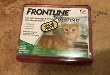 Frontline Plus For Cats (value Pack 6 Doses