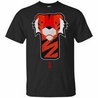 Tiger Woods Frank T-Shirt Tiger Woods Golf Tee Shirt Short Sleeve S-5XL