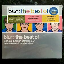 Blur - The Best Of Blur (2CD) - New / Sealed Rare Limited Edition Double CD
