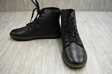 Dr. Martens Leyton Boot - Women's Size 6 - Black