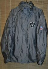 NFL FOOTBALL OAKLAND RAIDERS JACKET SHIRT JERSEY REEBOK USA size XL