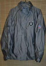 NFL FOOTBALL OAKLAND RAIDERS JACKET SHIRT JERSEY REEBOK USA size XL
