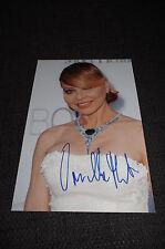 ORNELLA MUTI signed Autogramm auf 20x30 cm Foto InPerson LOOK