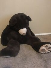 Giant Hug Fun Large Jumbo Teddy Bear Brown 53 Inches Big Stuffed Animal Plush