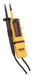 Martindale Two Pole Voltage Tester VT12 - 2 Year Warranty