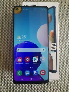 Smartphone Samsung Galaxy A21s SM-A217F - 32 Go - Bleu - Double SIM - Débloqué