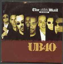 UB 40 - LIVE:  PROMO CD: 15 TRACKS / MAIL ON SUNDAY 2007; RED RED WINE, TYLER ++