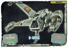 Lego Star Wars™ Série 1 Cartes à Échanger Carte 200 - Véhicule B-Wing