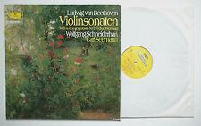 """BEETHOVEN Violin Sonata 5/9 """"Kreutzer""""/""""Spring SCHNEIDERHAN/SEEMANN DGG 2535321"""