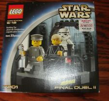 Star Wars Lego set 7201 Final Duel II  ROTJ MISP sealed package  LEGO jedi   213