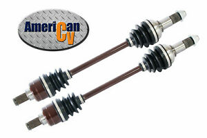 2014-2015 YAMAHA GRIZZLY 700 REAR EXTREME OFF ROAD ATV CV AXLE SET