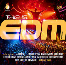 CD This is EDM! von Various Artists 2CDs