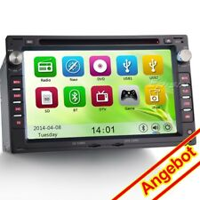Autoradio DVD GPS Navi CD Für VW Bora Golf Polo Sharan Seat Golf Ford Peugeot