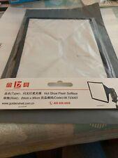Hot Shoe Flash Softbox 20cm  By 30cm  Jinbei
