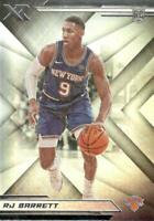 2019-20 Panini Chronicles #273 RJ Barrett XR New York Knicks