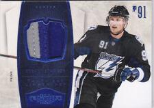 10-11 Dominion Steven Stamkos /25 Jersey Prime Lightning 2010