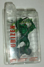 MODEL Mc FARLANE MINI FIGURE SPAWN MONSTER-GREEN URIZEN VERDE devil,demon,tremor