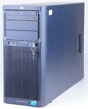 HP ProLiant ml150 g6 servidor Xeon e5540 Quad Core 4x 2.53 GHz, 16 gb de ram 4 TB SATA