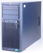 HP ProLiant ml150 g6 servidor Xeon e5540 Quad Core 4x 2.53 GHz, 16 gb de ram 4 TB SATA