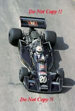 Arturo Merzario Wolf-Williams FW05 Canadian Grand Prix 1976 Photograph 1