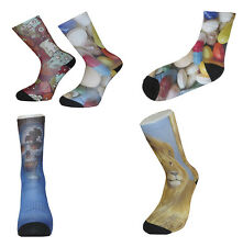 Personalise Your Socks with Any Design - Great Novelty Socks Mens, Ladies Socks