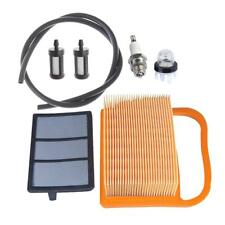 Service Kit Air Filter, Fuel Filter, Prime Plug Suits for Stihl TS410 TS420