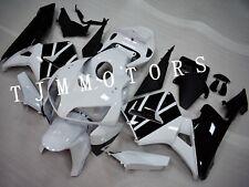 For CBR600RR 2005 2006 F5 ABS Injection Mold Bodywork Fairing Kit White Black