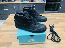 Nike SB Zoom Blazer M XT Bota Hi Tops Nero UK 8