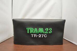 Tram 23 TR-27C Signature Series Radio Dust Cover