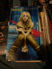Britney: The Videos VHS RARE Britney Spears