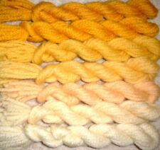 New Paternayan Wool 3ply Persian Yarn Needlepoint Crewel 710 Mustard Family