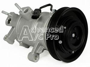 New A/C Compressor Fits: 2008 - 2011 Dodge Dakota / 08 - 12 Ram 1500 3.6L & 4.7L
