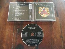 Radiorama - The Legend 1st Ariola Press Sonopress Cd Near Mint
