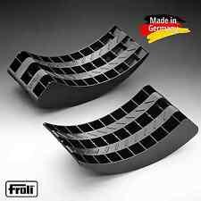 easy use Level Ramp  Froli Set of 2 RV Caravan motorhome round wheel levellers