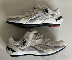 Northwave Fighter Road Cycling Shoes, UK7.5 (EUR41) - Excellent - RRP £99