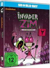 Blu Ray INVADER ZIM the complete series. 2 discs box set. New sealed.