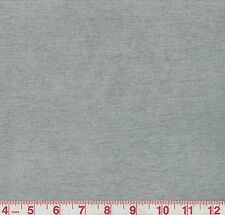 Diversitex Exchange Mist Blue-Gray Solid Chenille Woven Fabric Bty