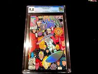 Silver Surfer V3 #50 - CGC 9.8 - Thanos Appearance!