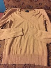Womans, Small, Vneck, Sweater, S