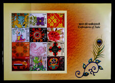 INDIA: 2006 - 19 STAMP COLLECTION MINT NEVER HINGED SHEETS