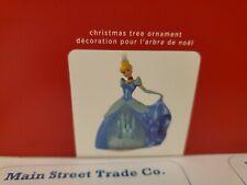 2020 Cinderella Glow - Disney Porcelain Hallmark Keepsake Ornament New Wholesale