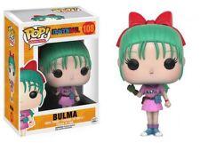 Funko Dragon Ball POP! Animation Bulma Vinyl Figure #108
